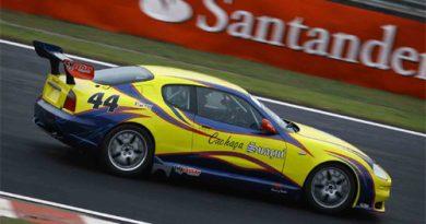 Trofeo Maserati: Chefe de equipe estreou como piloto na preliminar em Interlagos