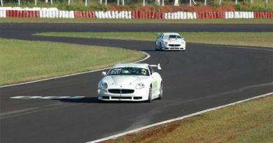 Trofeo Maserati: Cattalini é pole position em Brasília