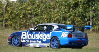 Trofeo Maserati: Hahn vence etapa de Brasília, em corrida emocionante