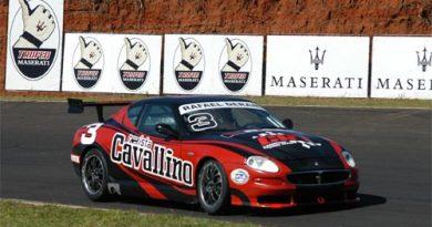 Trofeo Maserati: Equipe CRT em busca da liderança do Campeonato
