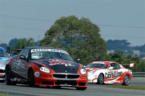 Trofeo Maserati: Equipe CRT recupera carro de Rafael Derani para etapa de Brasília