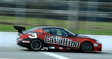 Trofeo Maserati: Rafael Derani é o mais rápido no warm-up