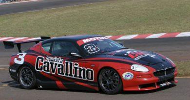 Trofeo Maserati: Rafael Derani afasta a má fase e termina a prova com a segunda colocação
