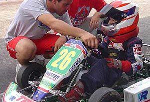 Kart: Matheus Chequer volta aos treinos e participa da Copa Sorriso Campeão