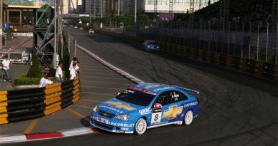 WTCC: Alain Menu conquista a pole position em Macau
