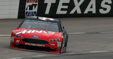 NASCAR Monster Energy Cup Series: Kurt Busch marca a pole-position no Texas Motor Speedway