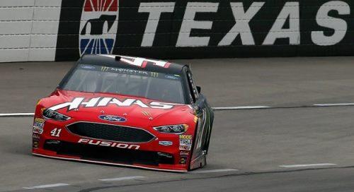 NASCAR Monster Energy Cup Series: Kurt Busch marca a pole-position no Texas Motor Speedway