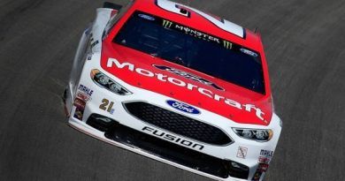 NASCAR Monster Energy Cup Series: Ryan Blaney marca a pole no Phoenix Raceway
