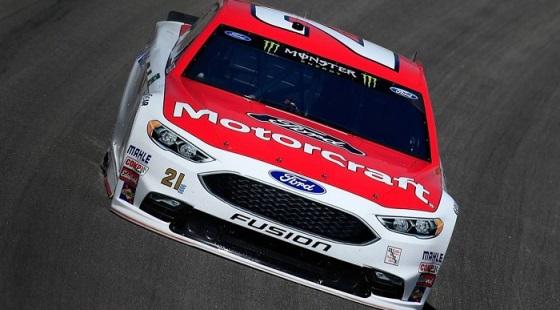 NASCAR Monster Energy Cup Series: Ryan Blaney marca a pole no Phoenix Raceway