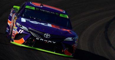 NASCAR Monster Energy Cup Series: Denny Hamlin marca a pole para a decisão em Homestead