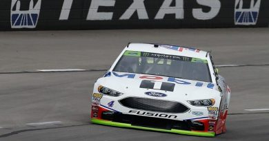 NASCAR Monster Energy Cup Series: Kevin Harvick vence no Texas Motor Speedway