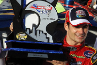 Nascar: Jeff Gordon vence em Chicago