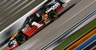 Nascar: Martin Truex Júnior marca a pole no Texas