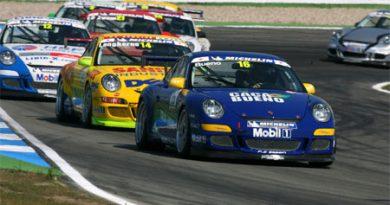 Outros: Cacá Bueno termina em 14º na Porsche Supercup