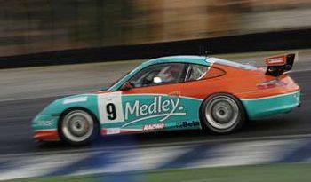 Xandy Negrão recupera liderança da Porsche GT3 Cup