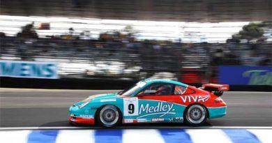 Porsche Cup: Xandy Negrão vence em Interlagos