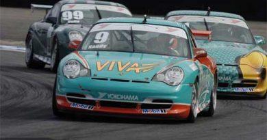 Outras: Xandy Negrão é campeão da Porsche GT3 Cup