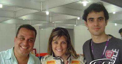 Informações: Internautas assistem prova emocionante no Rio no box da Katalogo Racing