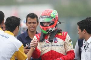 F3000 Masters Razia estréia largando na primeira fila em Portugal