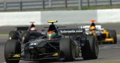 F-3000 Euroseries: Razia só fica atrás da dupla da Minardi no primeiro treino em Monza