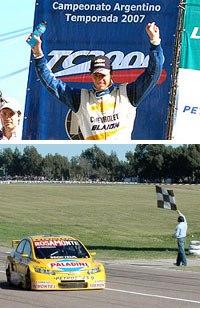 TC2000: Rossi vence em Bahía Blanca