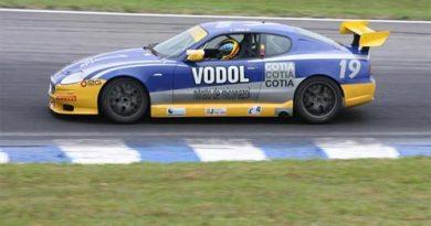 Trofeo Maserati: Chico Longo faz a pole position da 8ª etapa