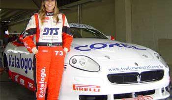 Trofeo Maserati: Fernanda Parra aprova sua estréia pela categoria