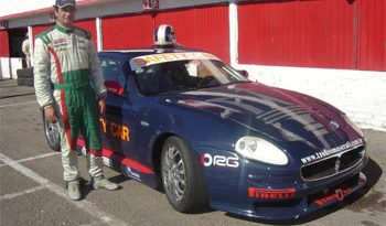 Trofeo Maserati: Ricci testa Maserati em Guaporé