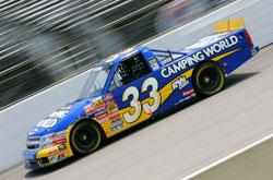 Truck Series: Ron Hornaday vence em Dover e se aproxima da liderança do campeonato