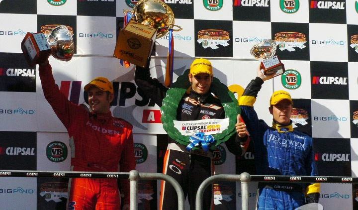 V8 SuperCars Australia: Rick Kelly vence a segunda prova em Adelaide