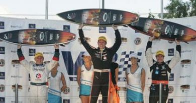 V8 SuperCars Australia: Garth Tander vence duas e se aproxima de Jamie Whincup