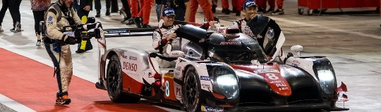 WEC: Toyota vence última etapa no Bahrain