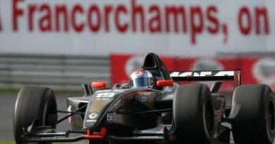WSR: Fairuz Fauzy marca a pole em Spa