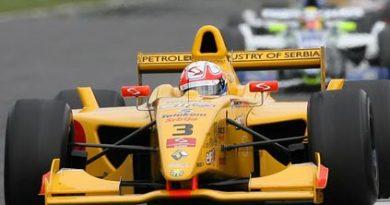 WSR: Pavlovic vence a segunda em Spa