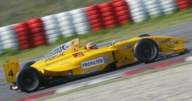 World Series: Equipes testam em Nurburgring