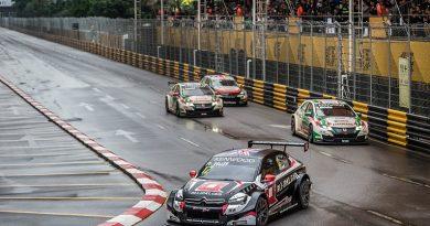 WTCC: Mehdi Bennani e Robert Huff vencem em Macau
