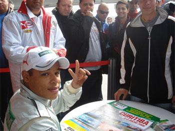 WTCC: Equipe brasileira fez sua estréia em Curitiba