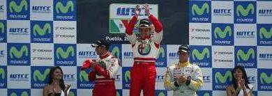 WTCC: Farfus tem ótimo final de semana no México