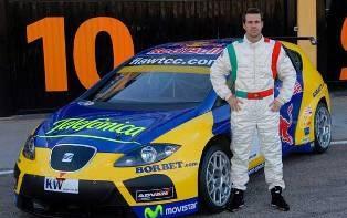 WTCC: Tiago Monteiro assina com a SEAT
