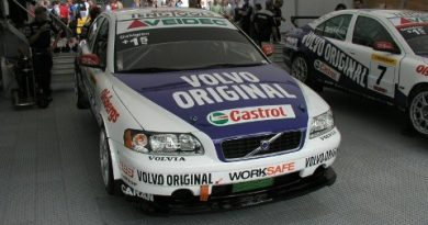 WTCC: Volvo inscreve modelo movido a Etanol para provas em Anderstorp