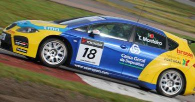WTCC: Em Zandvoort, Tiago Monteiro marca a sua primeira pole