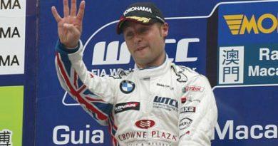 WTCC: Andy Priaulx é tri-campeão