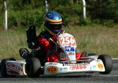 Kart: Yuri Scaniello confirma participação na abertura do Campeonato Norte catarinense