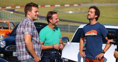 Automobilismo: Com Rubens Barrichello e Alex Barros no comando das máquinas, canal Acelerados estrei