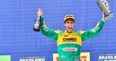 Campeonato Brasileiro de Turismo: Pedro Rimbano vence a primeira em Goiânia