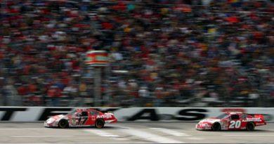 Busch Series: Matt Kenseth vence a O'Reilly 300 no Texas