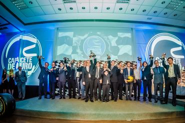 Capacete de Ouro: Revista Racing premiou os melhores do automobilismo em 2015
