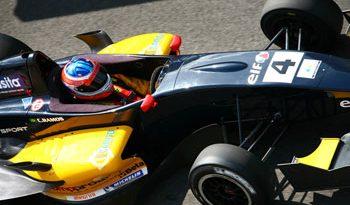 Fórmula Renault Européia: César Ramos assina com a BVM