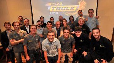 Copa Truck: Campeonato vira Brasileiro e amplia calendário em 2018