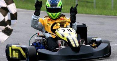 Kart: Granja Viana, um festival de vitórias, dobradinhas, trifetas e títulos da Kart Mini
